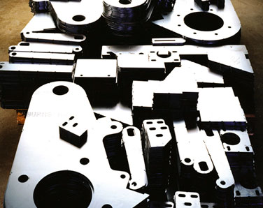 Various steel laser cut parts